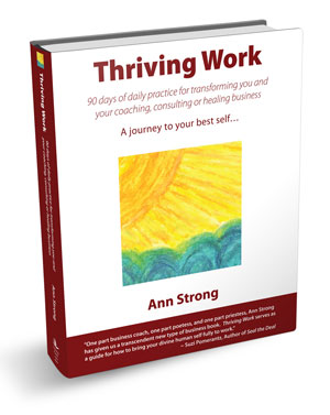 Thriving Work - the book